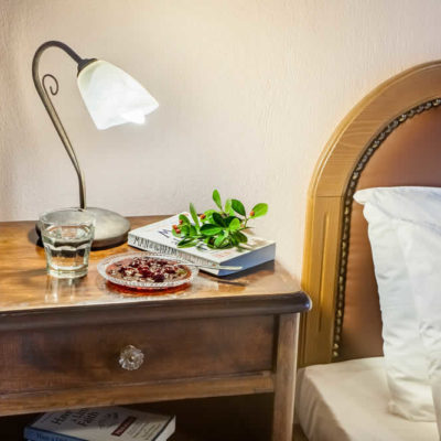 "The hotel ""En Chora Vezitsa"" in Vitsa village, Zagorochoria, allocates 10 big rooms for 2, 3, and 4 individuals and a luxurious loft, with baths, fireplace and free internet"