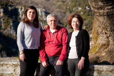Οικογένεια Βασδέκη, Βίτσα, Ζαγόρι | Basdeki Family, Vitsa, Zagori
