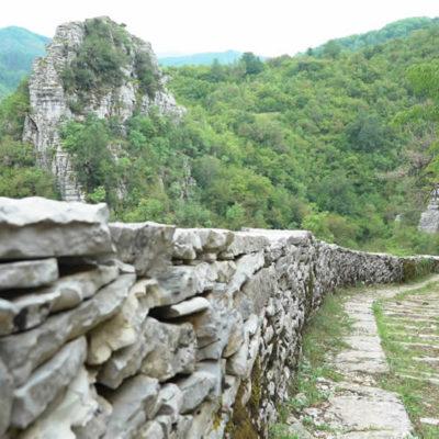 trekking στο Ζαγόρι