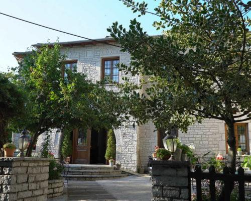 Hotel En Chora Vezitsa, Vitsa, Zagorohoria